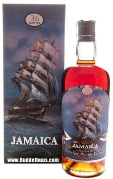 Silver Seal Jamaica Tropical Age-Clarendon 36 yo (1984)