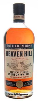 Heaven Hill 7 yo Bottled in Bond