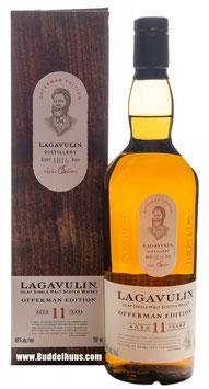 Lagavulin 11 yo Nick Offerman Edition