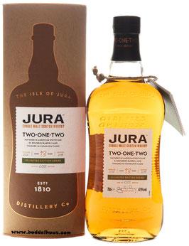 Jura 13 yo Two One Two