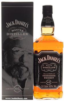 Jack Daniel`s Master Distiller No 5