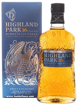 Highland Park 16 yo Wings of the Eagle