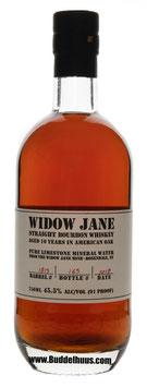 Widow Jane 10 yo (2018)