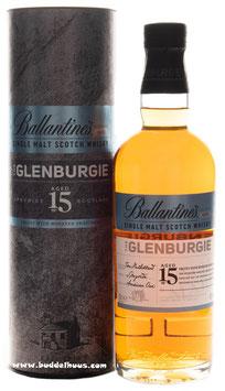 Ballantines 15 yo Glenburgie
