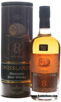 Swisslander Rheintaler Ribel Whisky