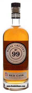 Wayne Gretzky No. 99 Red Cask