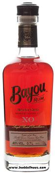 Bayou XO Mardi Gras