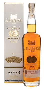 A.H. Riise 1888 Copenhagen Gold Medal Rum