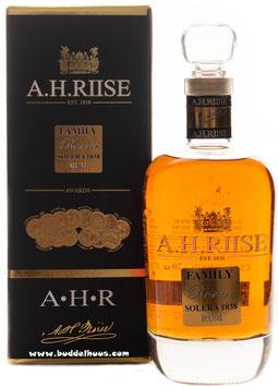 A.H. Riise Family Reserve 1838 Solera 25 yo