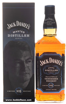 Jack Daniel`s Master Distiller No 6