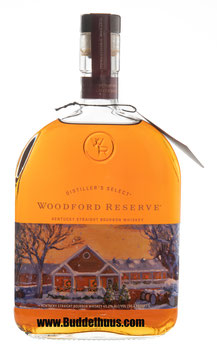 Woodford Reserve Kentucky Bourbon Holiday Edition
