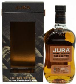 Jura 18 yo One for You 2018