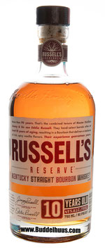 Russell`s Reserve Bourbon 10 yo