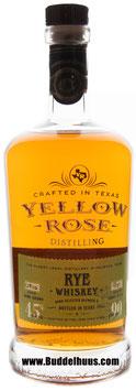 Yellow Rose Rye
