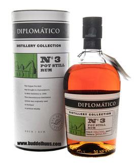 Diplomatico Distillery Collection No 3 Pot Still