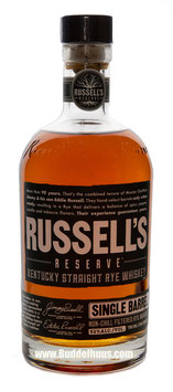 Russell`s Reserve Rye 104 Proof