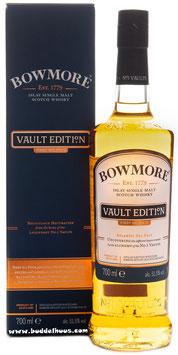 Bowmore Vault No 1