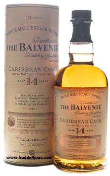 The Balvenie 14 yo Caribbean Cask