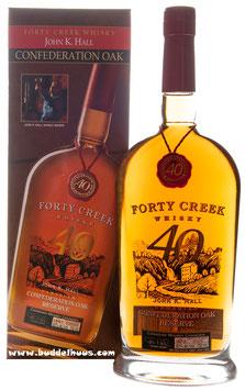 Forty Creek Confederation Oak