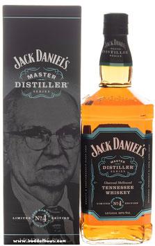 Jack Daniel`s Master Distiller No 4