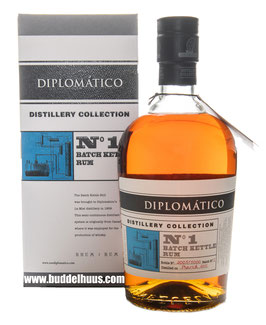 Diplomatico Distillery Collection No 1 Batch Kettle