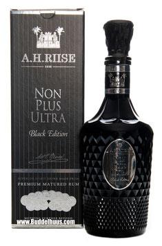 A.H. Riise Non Plus Ultra Black Edition