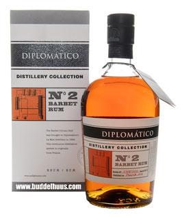Diplomatico Distillery Collection No 2 Barbet Column