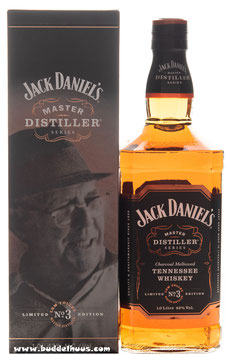 Jack Daniel`s Master Distiller No 3