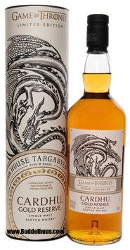 Game of Thrones Cardhu Gold Reserve House Targaryen