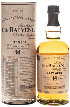 The Balvenie 14 yo Peat Week 2003