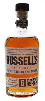 Russell`s Reserve Rye 6 yo