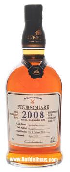 Foursquare 12 yo Vintage 2008
