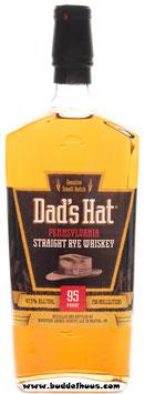 Dad`s Hat Straight Rye