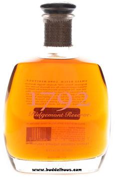 1792 Bourbon Barrel Select