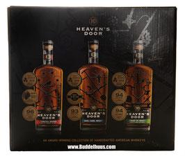 Heaven`s Door Trilogy Set
