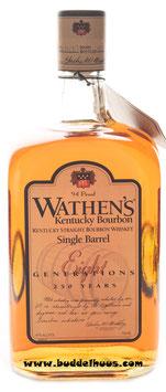 Wathen`s Single Barrel