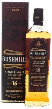 Bushmills 16 yo
