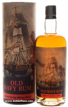 Silver Seal Old Navy Rum 2018
