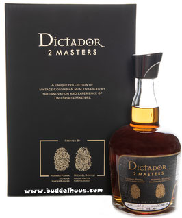 Dictador Two Masters Hardy 1978