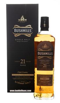 Bushmills 21 yo