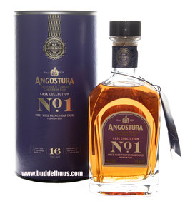 Angostura 16 yo Cask Collection No 1 2nd Release