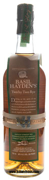 Basil Hayden Two by Two Rye