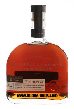 Woodford Reserve Kentucky Bourbon Double Oaked