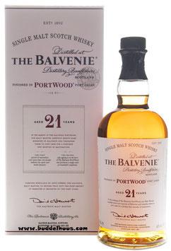 The Balvenie 21 yo Portwood