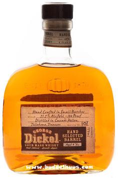 George Dickel 9 yo Hand Selected Barrel