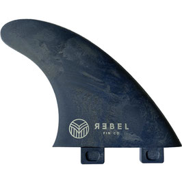 Rebel Fin Co. X Delight Alliance Middle Fin