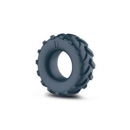 Penisring Reifen in Grau