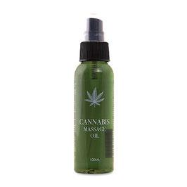 Cannabis Massageöl