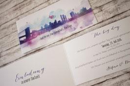 "Einladung ""New York"""