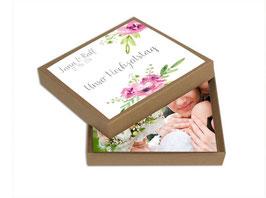 Fotobox - Dankeskarten - Blüten
